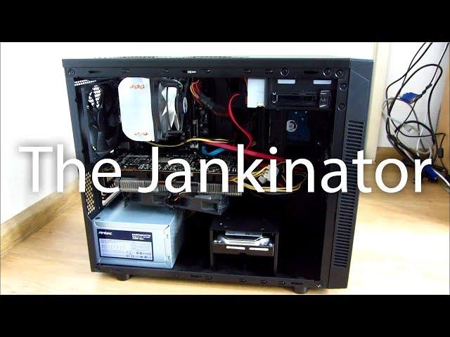 The Jankinator - A Sub $200 X58 Scrap PC