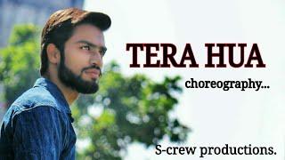 Dheere Dheere Se Tera Hua Dance Choreography | S-CREW Productions