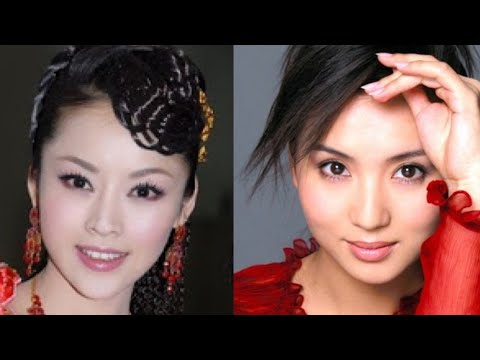 MTF singer  Chen Lili  陈笠笠 trans formation