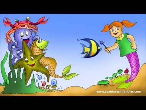 Canciones sobre el mar y especies marinas