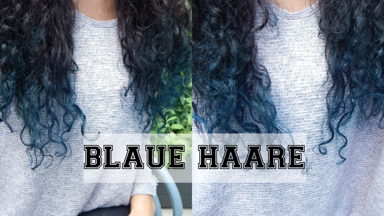 Spitzen mit dunkelbraune haare blauen Braune Haare: