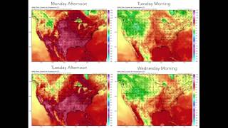 July 27, 2015 US Ag Weather Update for Morning Farm Report