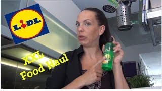 Lidl XXL Food Haul inkl. Rezepte/Lebensmittel Einkauf nach dem Urlaub