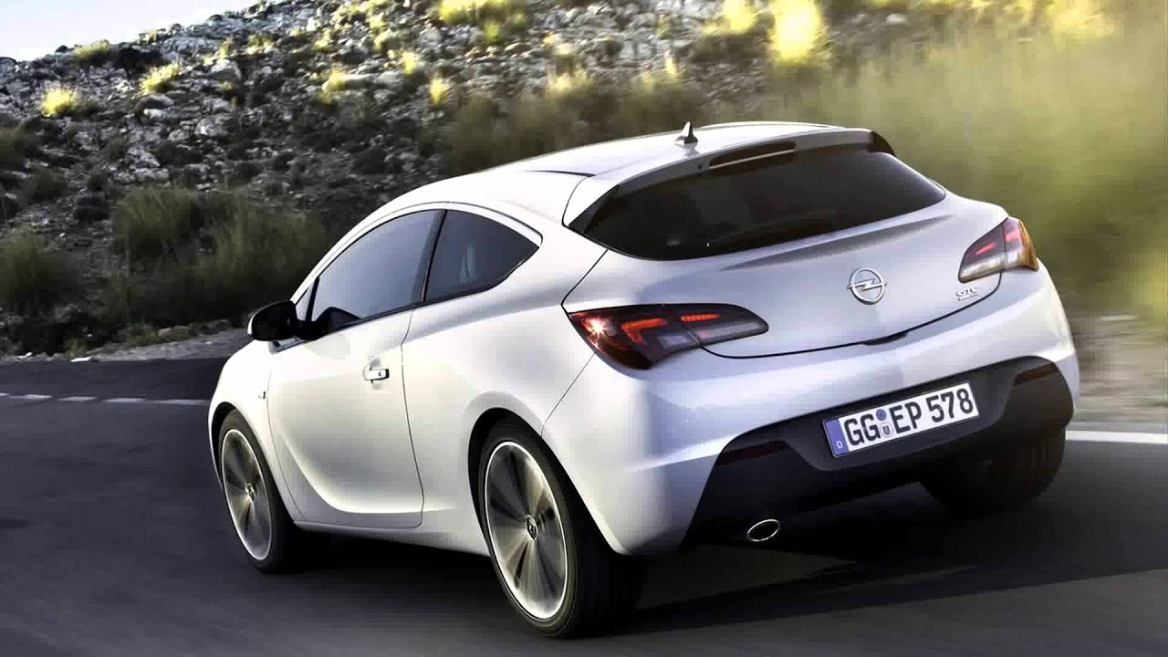 new opel astra gtc 2014 youtube. Black Bedroom Furniture Sets. Home Design Ideas