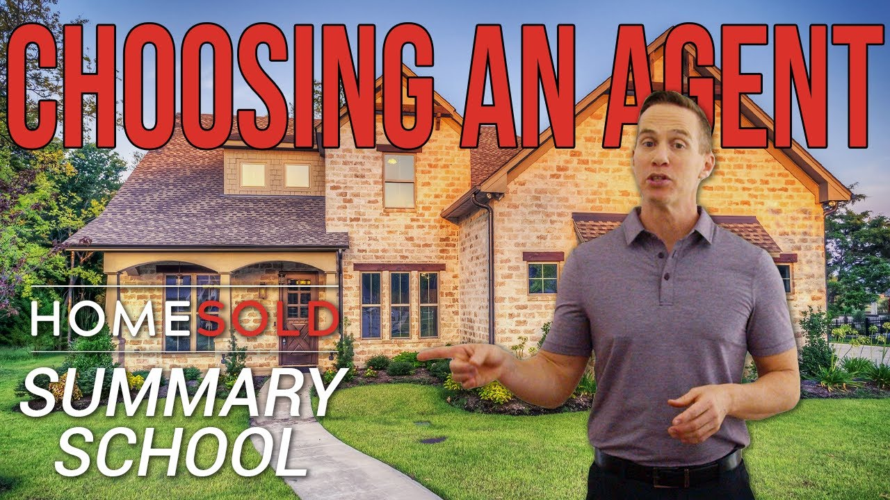 Choosing the best Atlanta Real Estate Agent - HomeSold GA Summary School