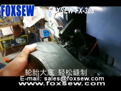 Heavy Duty Outsole Stitching Machine