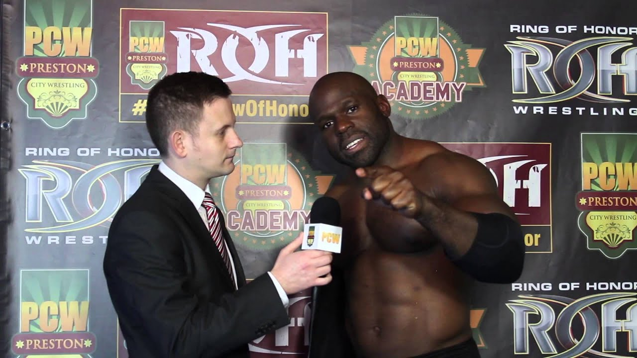 WWE NXT's Apollo Crews (Uhaa Nation) is coming for Chris Masters