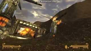 Vertibird Crash-Land