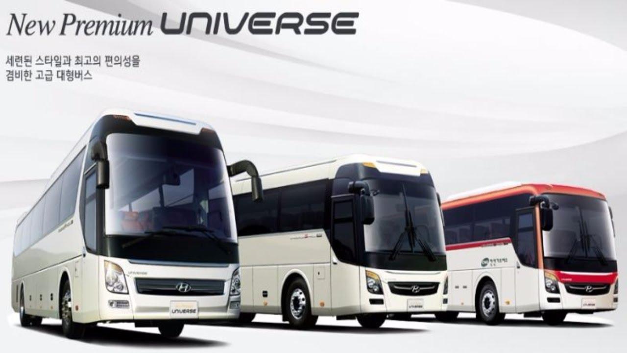 hyundai universe limousine