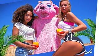 Dicht und Doof - Rudi das Rüsselschwein (Offizielles Musikvideo)
