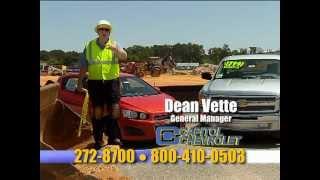 Capitol Chevrolet Construction Chaos Sale