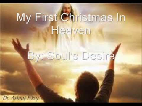 my first christmas in heaven jesus and mewmv