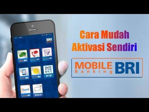 Cara Aktivasi BRI Mobile Banking