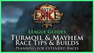Path of Exile [3.0]: Turmoil & Mayhem Race Tips and Builds - Scorching Ray & Ethereal Knives thumbnail