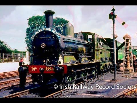 CIÉ J15 Class No. 184 - Dublin to Ballylinan and Palace East (1960)