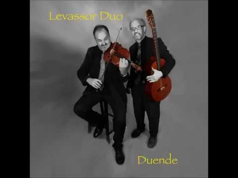 Jota- Manuel de Falla -Levassor Duo- Steven Rosen & Richard Goering