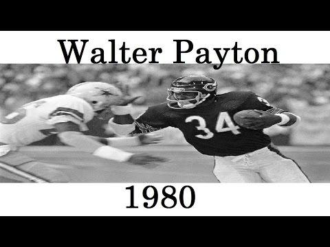 Walter Payton | Season Highlights - 1980
