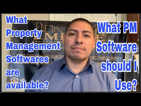 What Property Management Software Should I Use? | What Property Management Softwares Are Available?