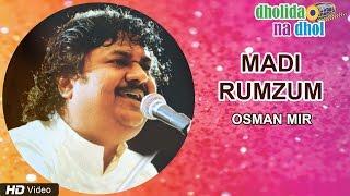 Download Hindi Video Songs - Madi Rumzum | Osman Mir | Non Stop Gujarati Garba Song | Dholida Na Dhol