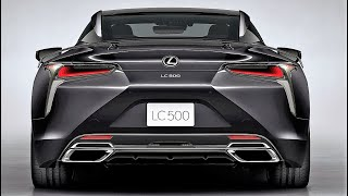 2021 Lexus LC500 Inspiration Series Interior & Exterior