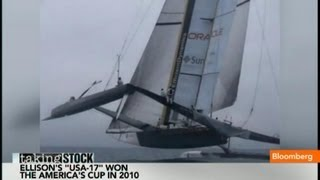 Larry Ellison's Obsession With America's Cup