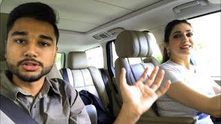 THE BEST FEMALE DRIVER IN DUBAI😂