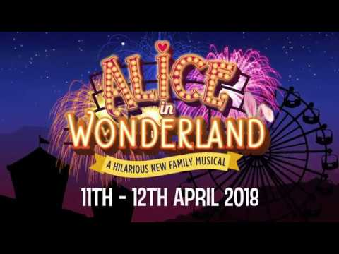 Alice in Wonderland - Wicked Productions at New Theatre Royal,  Portsmouth