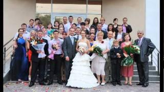 Свадьба Елены и Павла - 6 августа 2011 года