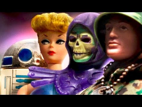The Toys That Made Us Trailer Español Youtube