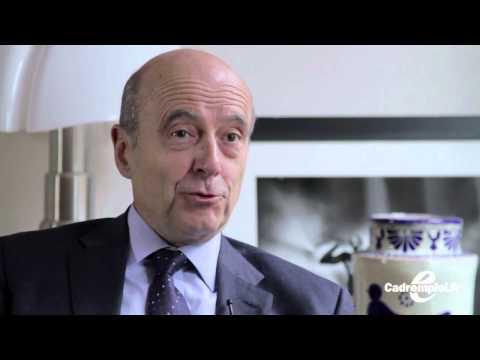 """Alain Juppé : """"Alain Juppé : """"Copé avait le meilleur profil"""""""""""