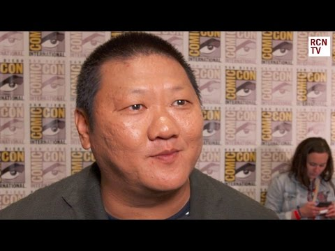 Doctor Strange Benedict Wong Interview Comic-Con 2016