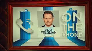 FOX Sports' Bruce Feldman Talks CFB, Playoffs & More with Rich Eisen | Full Interview | 12/2/19