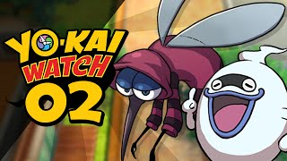 Yo-Kai Watch - Episode 2 | Yo-Kai Hunting!