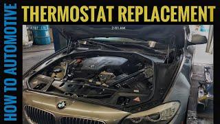 Thermostat Housing for BMW 228i 320i 328i GT xDrive 428i 528i X1 X3 X4 xDrive28i X5 Z4 sDrive28i 2.0L