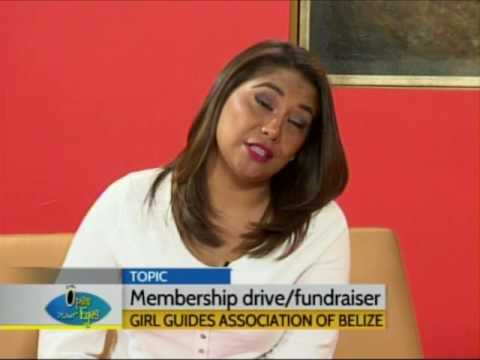 The Girl Guide Association of Belize