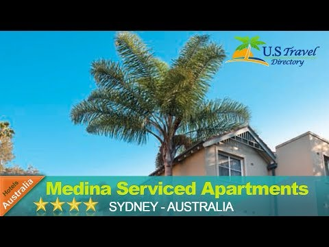 Medina Serviced Apartments Double Bay - Sydney Hotels, Australia
