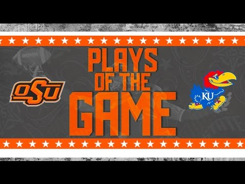 Cowboy Football: Top Plays vs. Kansas