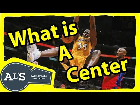 What is a Center in Basketball and How To Become a Better Center in Basketball