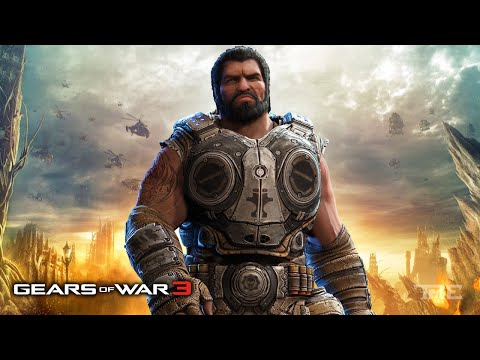 Playing GEARS OF WAR 3 On XBOX 360 In 2020