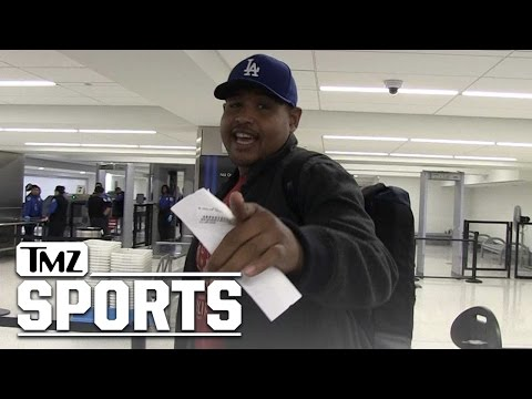 Ballers' Omar Benson Miller -- Dodgers Screwed Don Mattingly ... He Was The Scapegoat | TMZ Sports