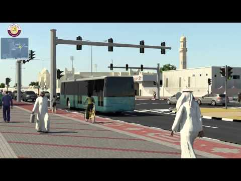 Roads and Infrastructure at Wajba West  Doha