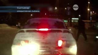 В Сыктывкаре пьяный лихач устроил гонки с автоинспекторами