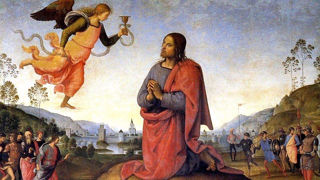 La Agonía de Jesús en el Huerto de Getsemaní | Pasión de Cristo ...