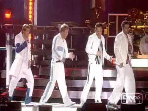 Westlife - When You´re Looking Like That (Live)