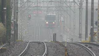 名鉄2020富士松駅【雨天Ver】