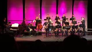 "McFarland Second Lake Jazz Ensemble, ""Aaron's Blues"""