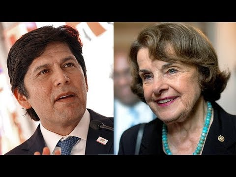 California Democratic Party SNUBS Corporatist Dianne Feinstein