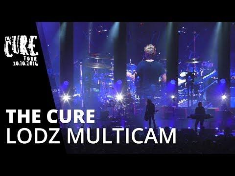 The Cure - Push * Live in Poland 2016 HQ Multicam