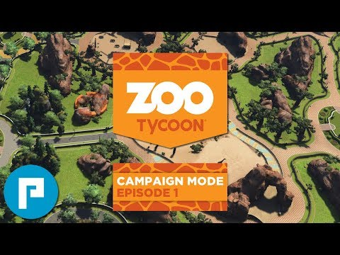 🦁 Zoo Tycoon | Campgian Mode | Cambrigeshire Animal Park | Episode 1