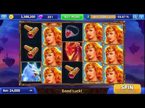 Sega Slots - Golden Axe Slots gameplay